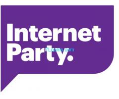 Unterstütze die Partei: Internet Party This is going to be awesome. New Zealand