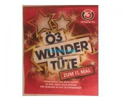 Biete: Original Ö3 Wundertüte zum 11. Mal;