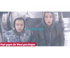 Wir suchen seit 26.09.16 die Attentäter und Räuber vom Wien 1010; Herrengasse;