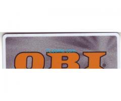 OBI Biber Bonus Card 2016; www.obi.at ;