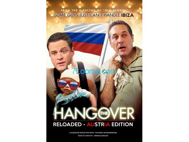 The Hangover, Some Guys just can´t handle Ibiza; Reloaded Austria Edition;
