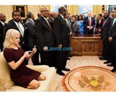 USA Conway  respektlos VERY FIRST;  Fake News;