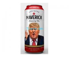 Fake News Beer, Ale, Trump Beer does not taste good!