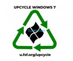 Microsoft's support of Windows 7 is over, but its life doesn't have to end. Upcycle it instead.