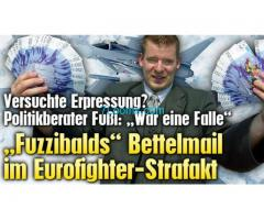 Hat Fussi mit dem Verbindungsnamen Fuzzibalds die EADS erpresst? ;