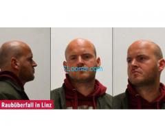 Wir suchen den bewaffneten Autoräuber vom 27.06.17 in Linz;