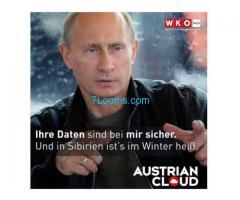 selbst die Wirtschafskammer Österreich Putin Basching betreibt, wer sind diese Idioten!?
