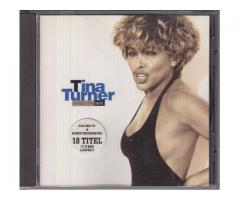 CD Tina Turner; simply the best 1991